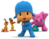 Pocoyo's Official site of cartoons: fun and entertainment for kids