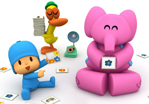 Community of fans and friends of Pocoyo