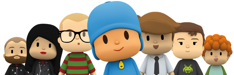 Pocoyize yourself with avatar creator of Pocoyo