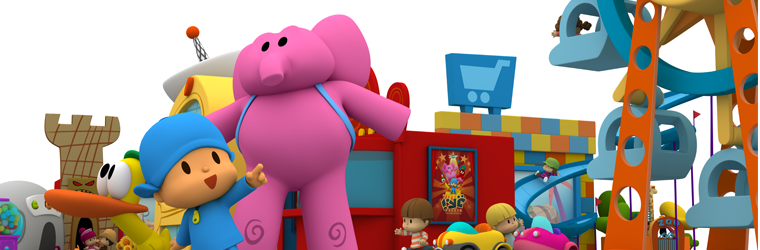 Play at Pocoyo World: fun and entertainment.