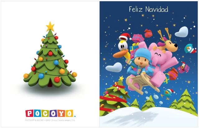 Tarjetas de navidad felicitaciones postales de navidad for Dibujos para tarjetas navidenas