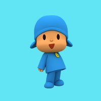 Friends of Pocoyo; photos of children and babies