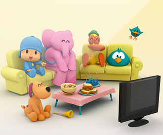 Other Pocoyo's Seasons