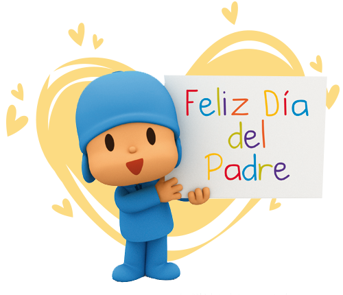 Celebra El Día Del Padre Con Lindos Contenidos De Pocoyo