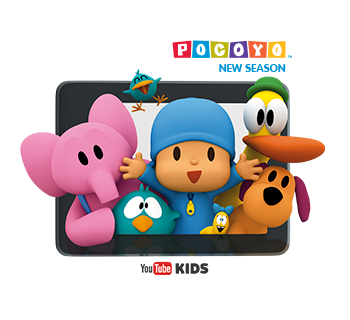 Watch Episodes Season 4 | Pocoyo