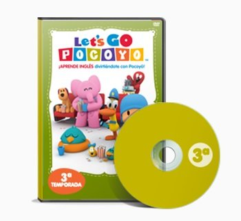 Pocoyo videos - Let's Go Pocoyo - Season 3 | Pocoyo