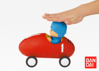 Build up your ideal car toy!