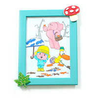 Pocoyo's Tender Photo Frame
