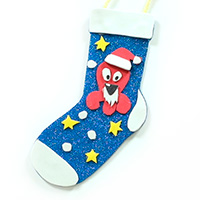Fred's Christmas Stocking