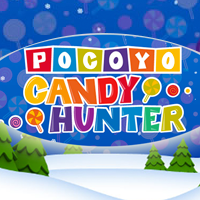 Fun games for kids: Pick up Pocoyo's candies