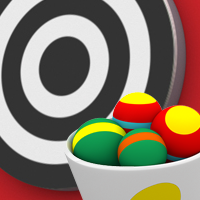 Shooting games online: the dartboard of Pocoyo